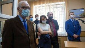 Russia's campaign against the Jehovah's Witnesses